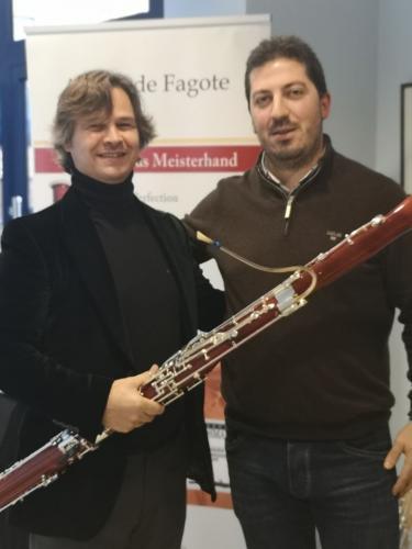 Vicent Mascarell-Ferrero e Tiago Almeida - Nava 2019